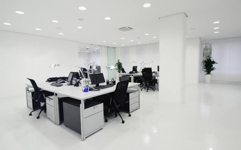 oficinas ordenadas